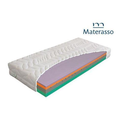 Materasso natura airgel – materac piankowy, rozmiar - 200x200 wyprzedaż, wysyłka gratis