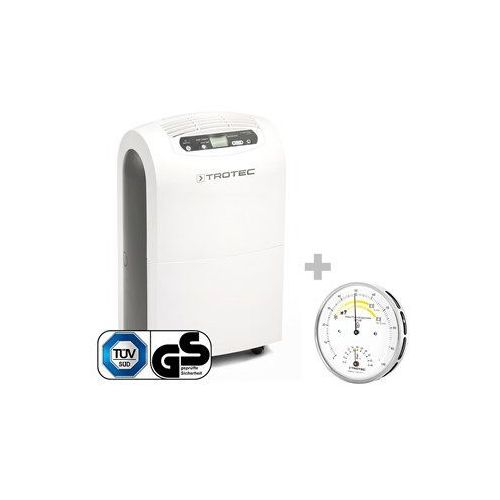 Osuszacz powietrza TTK 100 E do powierzchni do 90 m² + Termohigrometr BZ15M (4052138007143)