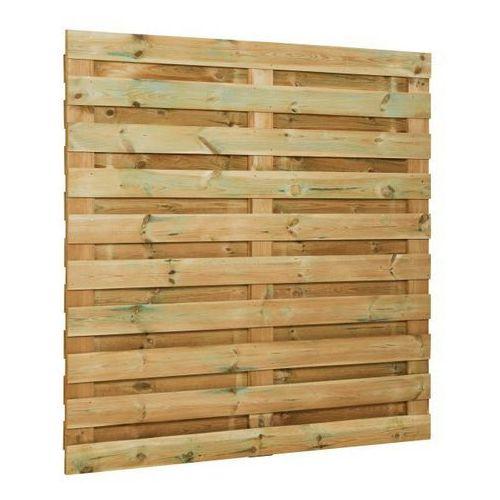 Drewniany panel przeciwwiatrowy Blooma Neva