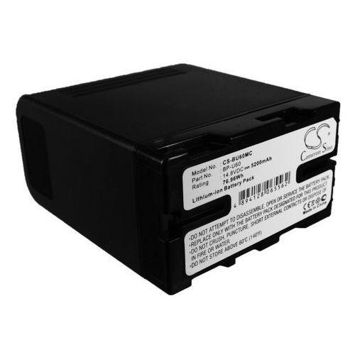 Sony BP-U60 5200mAh 76.96Wh Li-Ion 14.8V (Cameron Sino) (4894128065562)