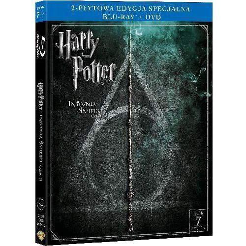 David yates Harry potter i insygnia śmierci, część 2 (2-płytowa edycja specjalna) (blu-ray) - darmowa dostawa kiosk ruchu