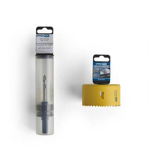 Otwornica z adapterem, 79 mm