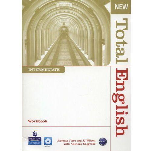 New Total English Intermediate Workbook Z Płytą Cd
