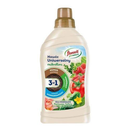 Florovit mikroflora uniwersalna 3w1, 1 kg (5900498023947)