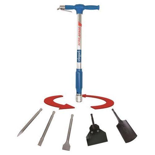 Scheppach wielofunkcyjne narzędzie pneumatyczne aero 2 spade