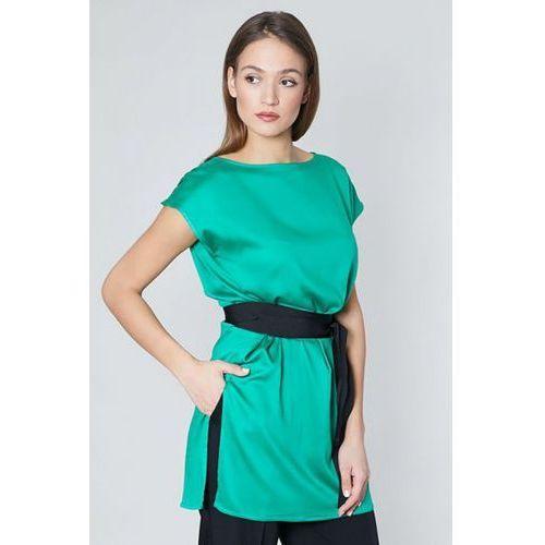 Tunika model natal 10480 green, Click fashion