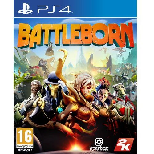 OKAZJA - Battleborn (PS4)