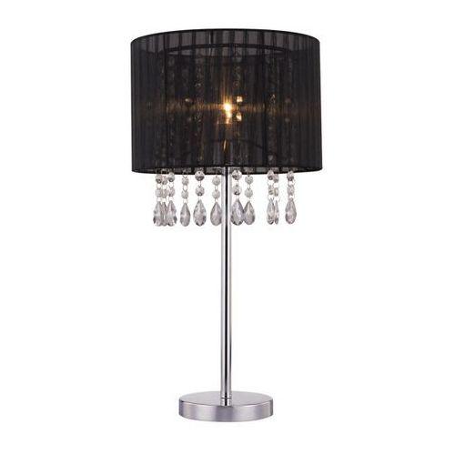 Lampa stołowa leta rlt93350-1b lampka 1x60w e27 czarny/chrom >>> rabatujemy do 20% każde zamówienie!!! marki Zuma line