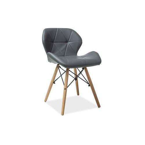 Krzesło Signal - Matias - buk szary