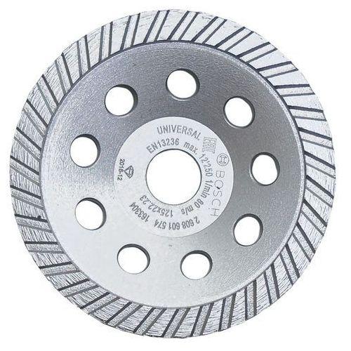 Tarcza diamentowa BOSCH garnkowa Turbo 125mm (2608601574) + DARMOWY TRANSPORT! (3165140871440)