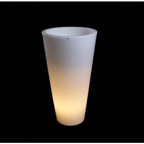 Donica podświetlana Della 90 cm (barwa ciepła), LC-DELLA90-LED
