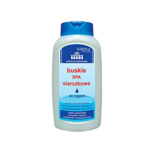 Sulphur Buskie spa siarczkowe 500ml