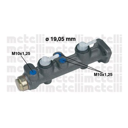 Pompa hamulcowa METELLI 05-0063 (8032747090480)