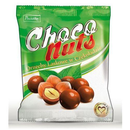 Choco nuts 90 g - orzechy w czekoladzie marki Fabryka cukierków pszczółka sp.