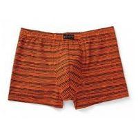 Bokserki męskie mh-974 pomarańczowe marki Atlantic