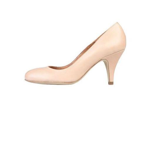 Buty Damskie Czółenka Arnaldo Toscani 7181101_VISONE Różowe, kolor różowy