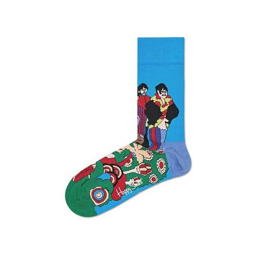 Happy Socks Pepperland Skarpetki Niebieski 36-40, kolor niebieski