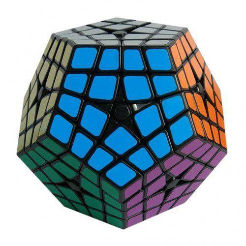 ShengShou Master Kilominx Black 4x4, 0000002145