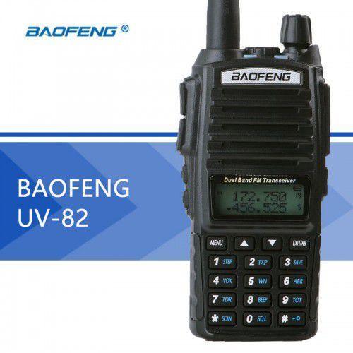 Radiotelefon uv-82 mark.2 marki Baofeng