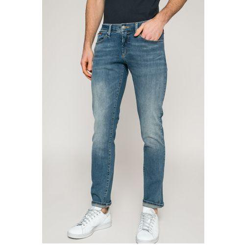 - jeansy scanton marki Tommy jeans