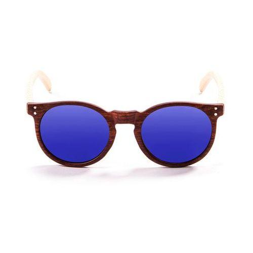 Okulary przeciwsłoneczne uniseks - lizardwood-19 marki Ocean sunglasses