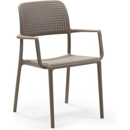 Krzesło ogrodowe bora tortora marki Nardi