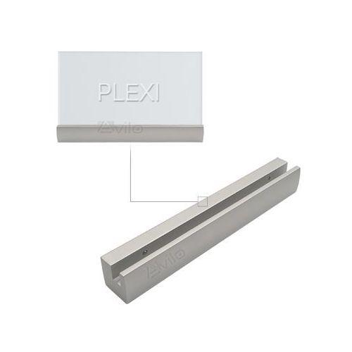 Avilo Listwa ścienna dystansowa (aluminium) - 18 cm