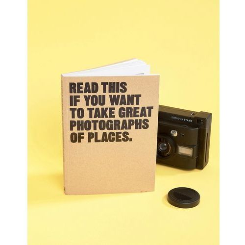 Read This If You Want To Take Great Photographs Of Places Book - Multi