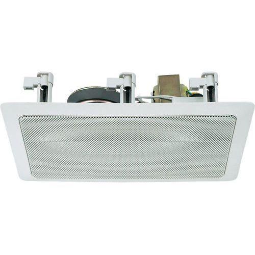 Głośnik sufitowy PA do zabudowy Monacor ESP-17/WS, Moc RMS: 1 W, 55 - 20 000 Hz, 100 V, Kolor: biały, 1 szt. z kategorii Głośniki i monitory odsłuchowe