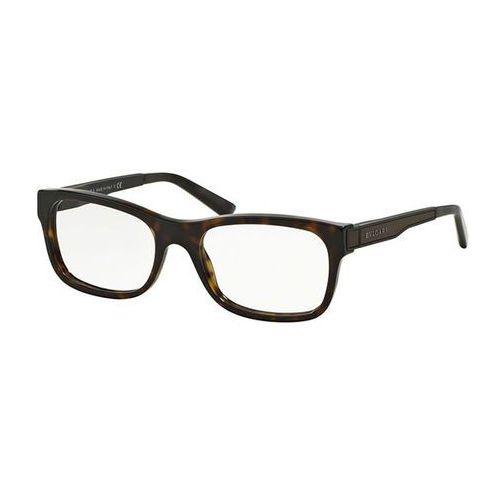 Bvlgari Okulary korekcyjne bv3027f asian fit 504