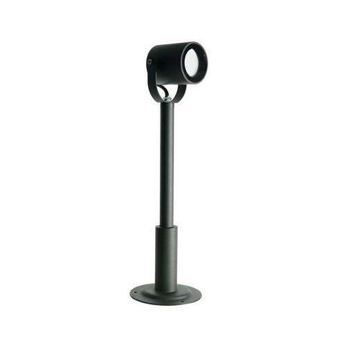 Polux Reflektor ogrodowy pino ip44 czarny gu10 (5901508311580)