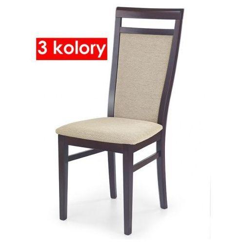 Krzesło drewniane martin - dąb sonoma marki Elior.pl