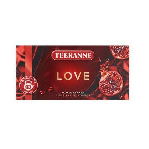 Teekanne 20x2,25g love aromatyzowana mieszanka herbatek owocowych
