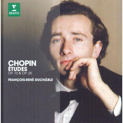 The erato story. chopin: etudes - francois-rene duchable (płyta cd) marki Warner music / erato