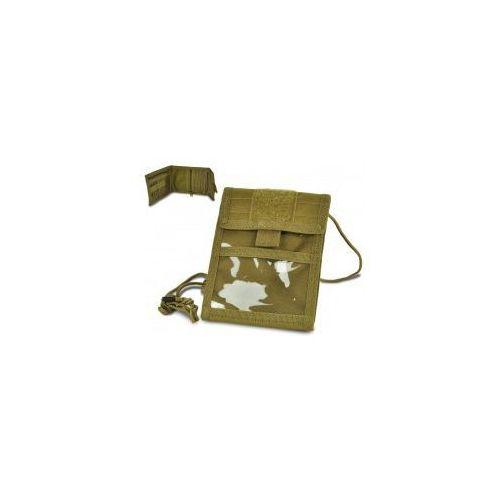 ID Holder - paszportówka coyote tan, EA85-6247A