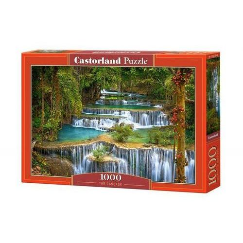 Castorland Puzzle 1000 the cascade - castor od 24,99zł darmowa dostawa kiosk ruchu