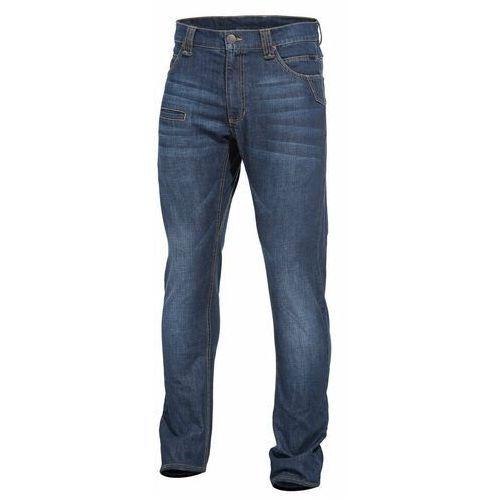 Pentagon Spodnie rogue jeans indigo blue (k05028-40) - blue