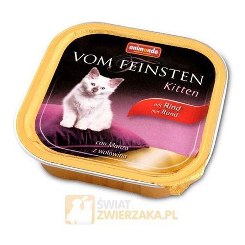 Animonda vom feinsten kitten wołowina (4017721834483)