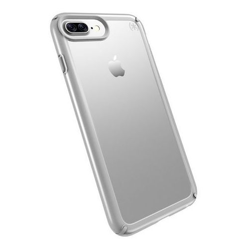 Speck  presidio show - etui iphone 7 plus / iphone 6s plus / iphone 6 plus (clear/sterling silver)