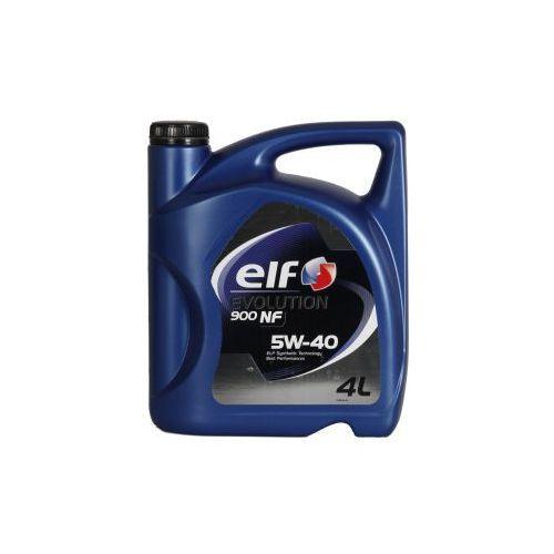 Elf Evolution 900 NF 5W-40 4 Litr Pojemnik