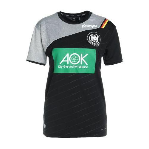 Kempa DHB AUSWÄRTSTRIKOT Koszulka reprezentacji schwarz