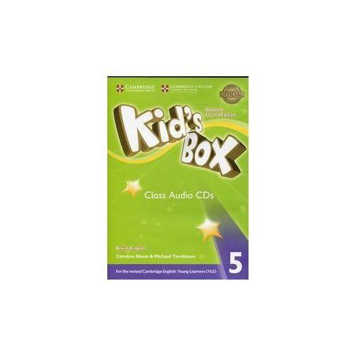 OKAZJA - Kid's Box 5 Audio 3CD (9781316629000)