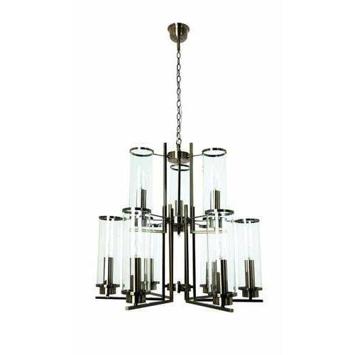verdi 1136911 lampa wisząca zwis 9x40w e14 patyna marki Britop lighting