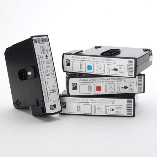 Opaski dla dorosłych Z-Band Direct do drukarki Zebra HC100