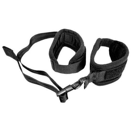 Kajdanki regulowane - s&m adjustable handcuffs marki Sex&mischief