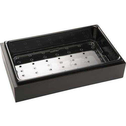 Bufetowy pojemnik schładzający | wenge | 530x325x125mm
