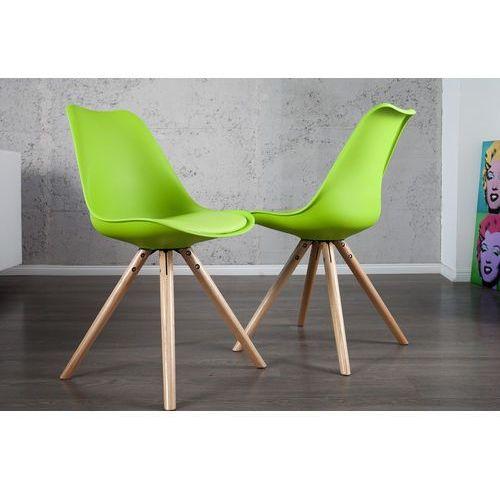 Krzesło Astoria Lime - Z EKSPOZYCJI, kolor zielony