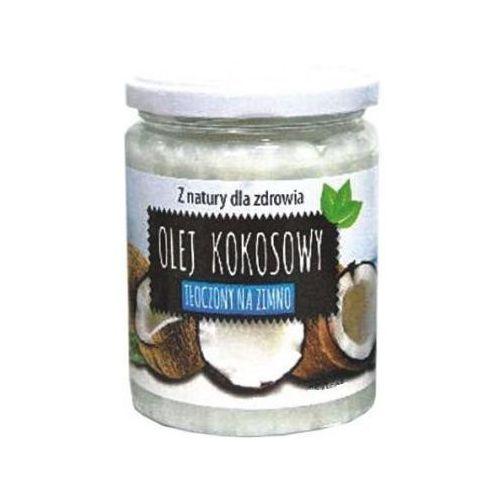 Olej kokosowy tłoczony na zimno 900 ml marki Acs