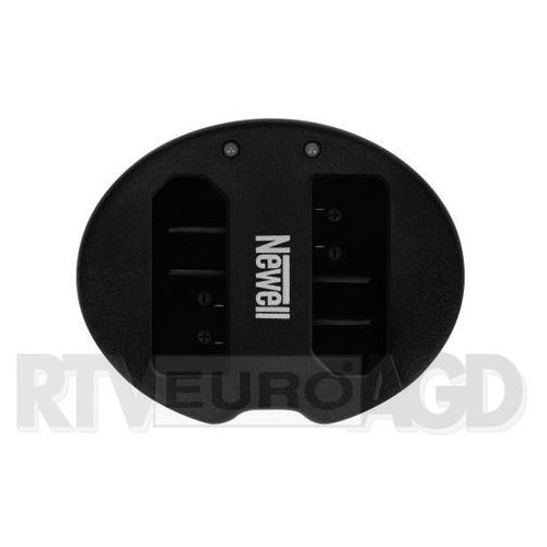 Newell Ładowarka dwukanałowa SDC-USB do akumulatorów EN-EL14 (5901891107920)