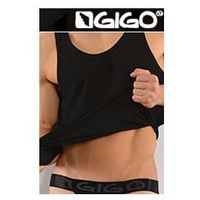 Podkoszulek GIGO SEX BLACK